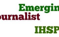 Emerging Journalist Honors