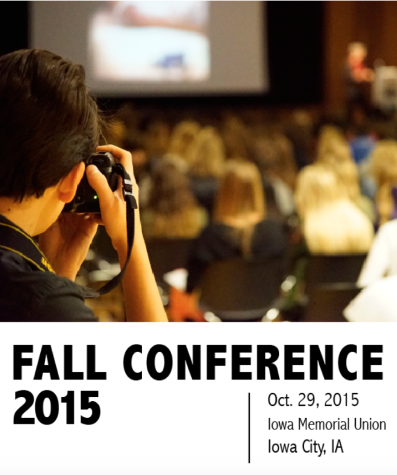 Attend the 2015 Fall Conference for Yearbook Contest awards