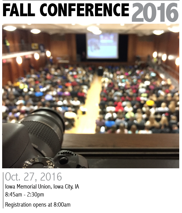 2016 Fall Conference – October 27 – Register here