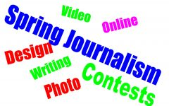 New rules for Spring Journalism Contests