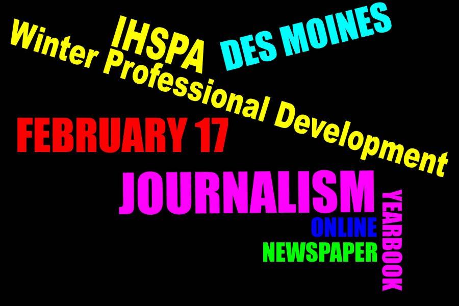 Professional Development for IHSPA advisers