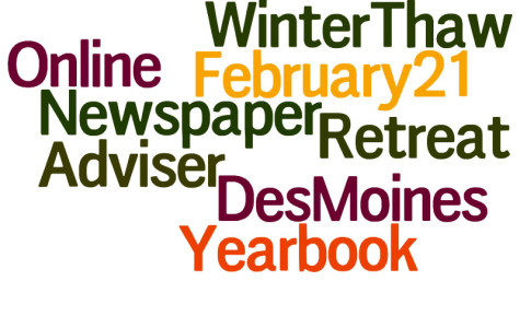 Adviser retreat  – February 21
