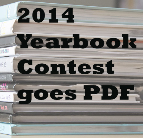 Fall yearbook contest goes online with PDFs