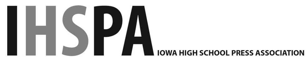 The official site of the Iowa High School Press Association