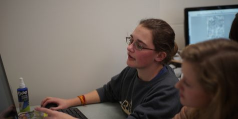 Molly Hunter building her JOY portfolio - from mollyhunterjoy.wordpress.com