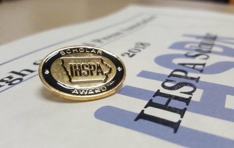2018 IHSPA Scholars Named