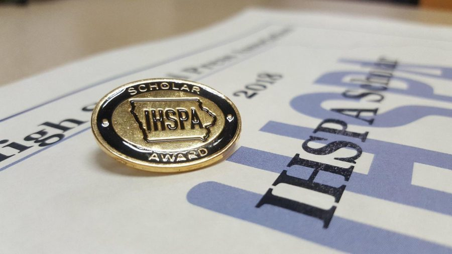 2018 IHSPA Scholars Named