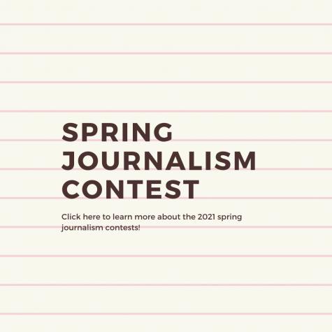 Spring Journalism Contest 2021