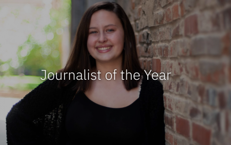 Journalist of the Year - 2020