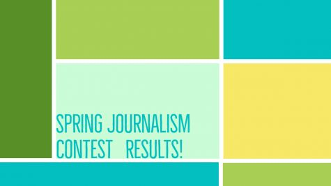 2020 Spring Journalism Contest winners by Category