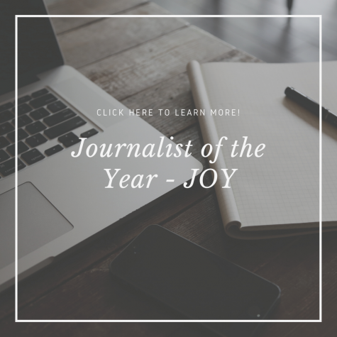 Journalist of the Year 2021 - Enter here