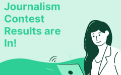 2021 Spring journalism results take a look at the entries