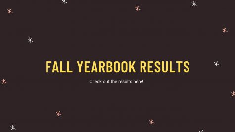 Fall yearbook results in detail
